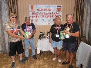 65th Combat Engineer Battalion reunion in Pulaski County Missouri
