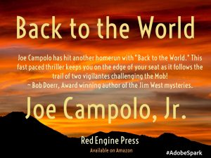 Back to the World highly-acclaimed by Bob Doerr